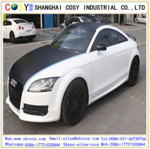 Supreme Car Wrap 3D/4D/5D Carbon Fiber Vinyl for Decoration pictures & photos