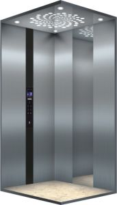 Bsdun Glass Residential Elevator for Home pictures & photos