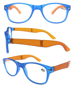 China Made Plastic Foldable Reading Glasses (RP474038) pictures & photos