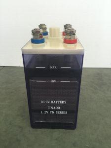 24V 400ah (1.2V400AH) Max Life Batteries Ni-Fe Battery /Long Life Battery/Solar Nickel Iron Battery/ Iron-Nickel Battery 12V 24V 48V 110V 125V 220V 380V Battery pictures & photos