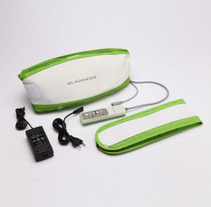 Portable Electric Slimming Massage Belt / Vibrating Body Slimming Belt pictures & photos