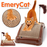 Emery Cat Scratching Board to Protect Your Furniture (TV634) pictures & photos