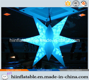 2015 Hot Selling Lighting Inflatable Star 026 for Event, Party, Nightclub Decoration with LED Light