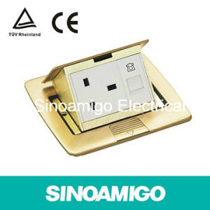 Concrete Floor Socket Power Outlet Boxes pictures & photos