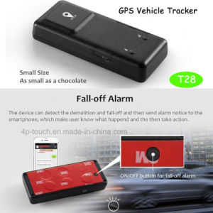 Car GPS Tracker T28 with Strong Magnet and 3M Glue pictures & photos