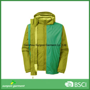 Hiking Equipment Winter Waterproof Breathable Ski Jacket pictures & photos