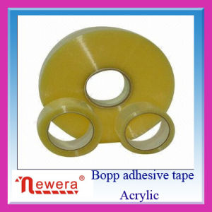 48mm*1800m or 1000m BOPP Adhesive Tape Machine Roll pictures & photos