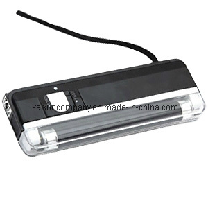 Portable UV Normal Counterfeit Detector for Any Currency pictures & photos