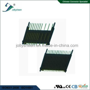 16pins Pin Header Pitch 2.54mm Single Row 180deg Straight   Type H28.0mm pictures & photos