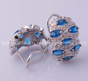2013 Fashion Earrings with Cubic Zirconia