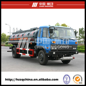 Chinese Manufacturer Offer12000L Chemical Liquid Truck (HZZ5166GHY) with Best Service pictures & photos