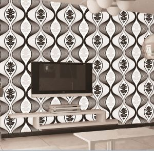 Natural Vinyl Wallpaper for Home Decoration pictures & photos