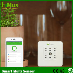 Lifesmart Multi Sensor Smart Environmental Sensor Temperature Humidity APP