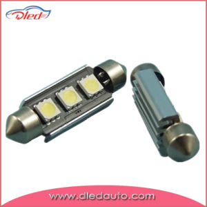 12V 24V C5w 5050SMD Festoon 1.9W Canbus LED Car Light