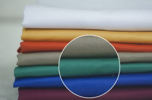 Various Color Labour Clothing Polyester Cotton Twill Fabric pictures & photos