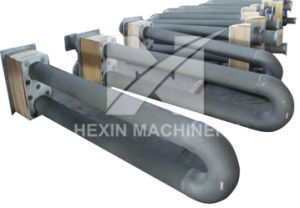 W Type Radiant Tube by Centrifugal Casting with Stainless Steel pictures & photos