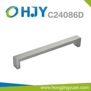 Modern Simple Style Zinc Closet Handle for Wardrobe (C24086)