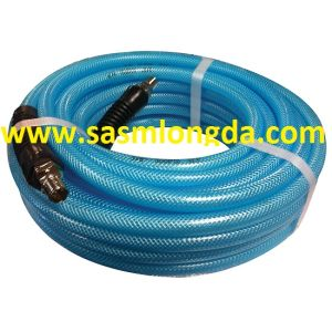 High Pressure PU Braided Hose pictures & photos