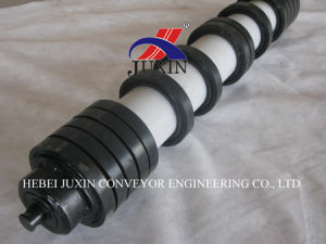 Return Roller with Rubber Disc pictures & photos