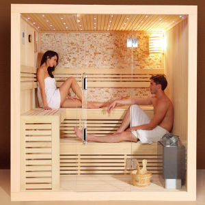 Luxuy Hemlock Sauna Room Sauna House Sauna Cabin pictures & photos