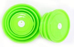 4PCS/Set Green Plastic Insulation Box pictures & photos