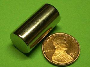 Sintered Neodymium Cylinder Magnet (UNI-CYLINDER-oo7) pictures & photos
