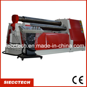 Hydraulic 4-Roller Plate Bending Machine, Hydraulic Rolling Machine W12-10X2500 pictures & photos