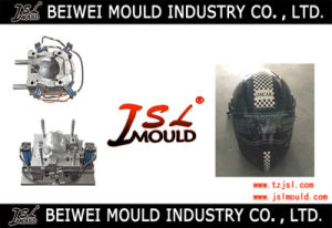 China Mainland High Quality Plastic Injection Motorcycle Helmet Parts Mould pictures & photos