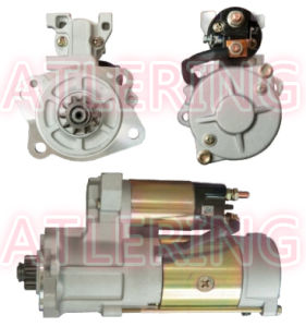 24V 10t 4.5kw Cw Starter Motor for Mitsubishi Caterpillar 18246 pictures & photos