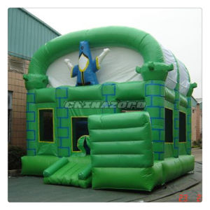 New Customized Commercial Grade Inflatable Bouncer Combo