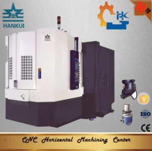 Bt50 CNC Horizontal Machining Center (H100/2) pictures & photos