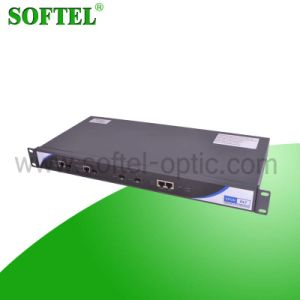 4 Downlink Pon Ports Epon Olt for FTTH Network pictures & photos