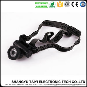 High Power CREE LED Weatherproof Rechargeable Camping Headlamp pictures & photos