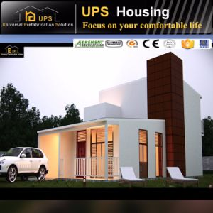 Ce Certificated Well Finished Three Bedroom Chinese Prefab Houses pictures & photos
