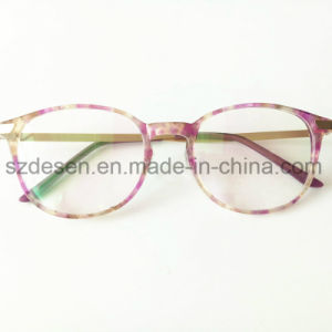 Promotion High Quality Acetate Optical Frames with Flexible Tips pictures & photos