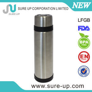OEM Stainless Steel High Grade Vacuum Flask with Soft Touch Cap pictures & photos