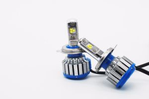 Long 10000hrs Lifespan LED Headlight Bulbs for Car &Motorcycle pictures & photos
