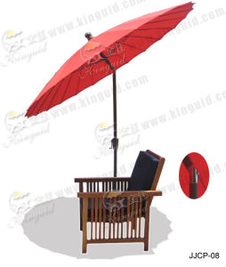 Outdoor Umbrella, Central Pole Umbrella, Jjcp-08 pictures & photos