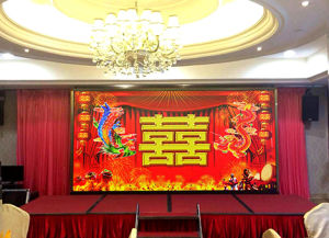 P4 Indoor Full Color LED Display Panel pictures & photos