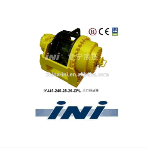 Ini 50kn 5 Ton Hydraulic Recovery Winch Truck Winch pictures & photos