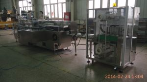 High Speed Straight-Line Wrapping Machine Dfr-180c pictures & photos