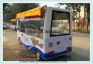 Running Hot Dog Trailers Mobile Juice Bar Qingdao, China pictures & photos