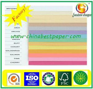 Virgin Pulp Color Offset Paper 250GSM pictures & photos