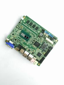 12V Motherboards Mini-Itx Motherboard with I5-4200u Onboard DDR3l 4GB RAM pictures & photos