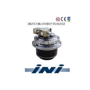 Ini Hkyc34b Series Low Speed High Torque Planetary Gearbox