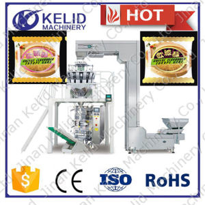 High Quality Energy Saving Biscuit Packing Machine pictures & photos