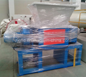 Double Shaft Plastic Shredder/ Shredding Machinery with CE pictures & photos