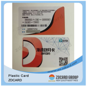 PVC Plastic Card\Printing Machine Plastic Business Card pictures & photos