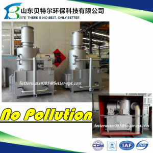 10-30kgs/Time Small Medical Waste Incinerator, Hospital Garbage Incinerator pictures & photos