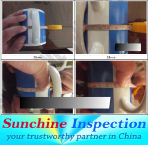 Shipments Inspection in Tianjin, During Inspection Control in Factory for Coffee Cups pictures & photos